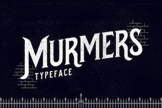 Murmers Tipo de letra