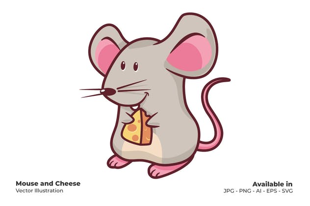 Mouse and Cheese - product preview 1