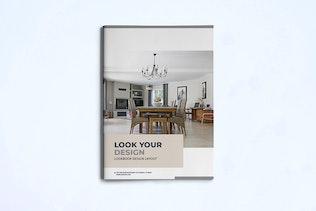 Thumbnail für Innenansicht Lookbook-Vorlage