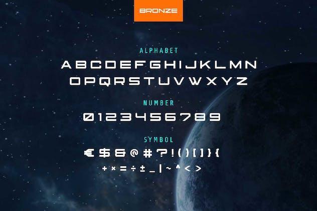 Sci Fi Bronze