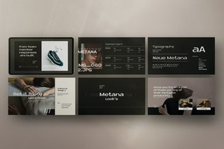 Thumbnail for Metana - Modern Keynote Creative Agancy