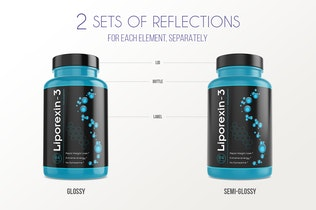 Thumbnail for Dietary Supplement Mockup v. 1A