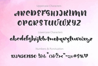 Thumbnail for Sweet Dreams Script Font