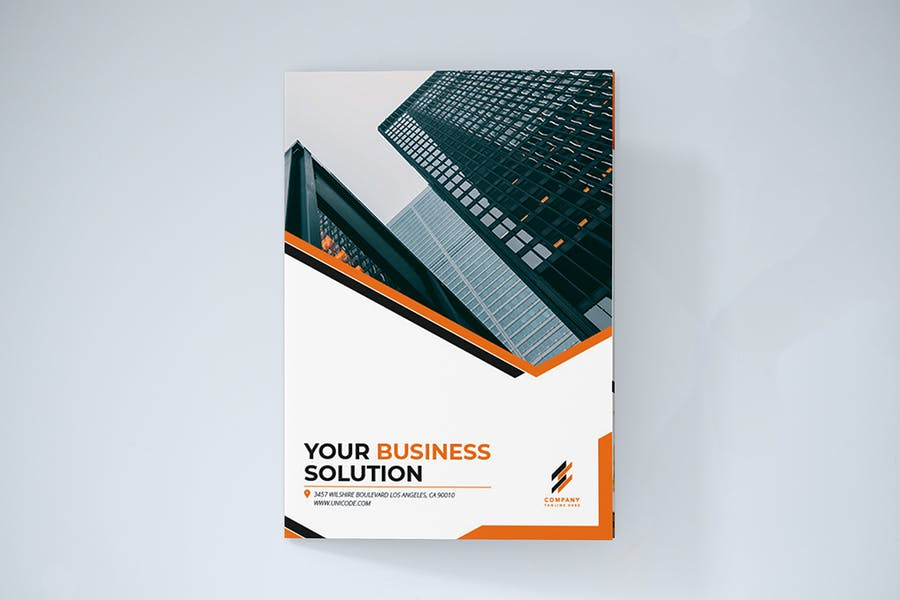 Bifold Brochure - product preview 1