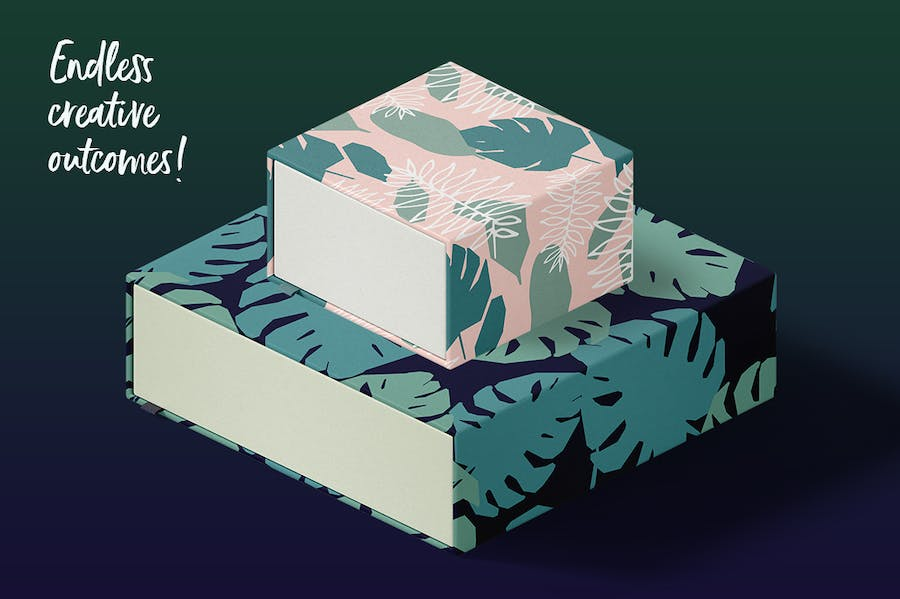 Jungle Patterns Collection - product preview 4