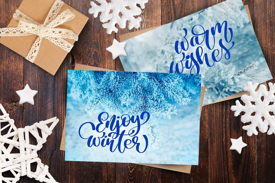 Winter Photo Pack - product preview 4