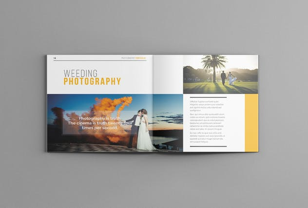 Photography Portofolio Templates - product preview 8
