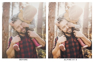 Thumbnail for 20 Father's Day Lightroom Presets and LUTs
