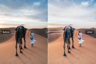 Thumbnail for Marrakech Mobile & Desktop Lightroom Presets