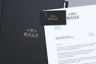 Thumbnail for Royale Logo Template
