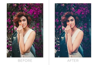 Thumbnail for 25 Lifestyle Photoshop Actions