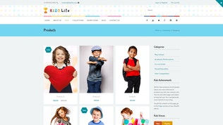 Thumbnail for KidsLife Responsive Shopify Theme