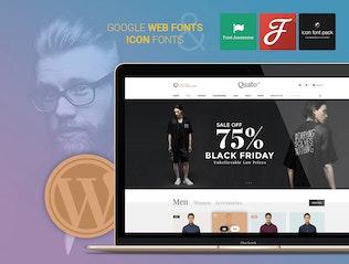 Thumbnail for Quato | Responsive WooCommerce WordPress Theme