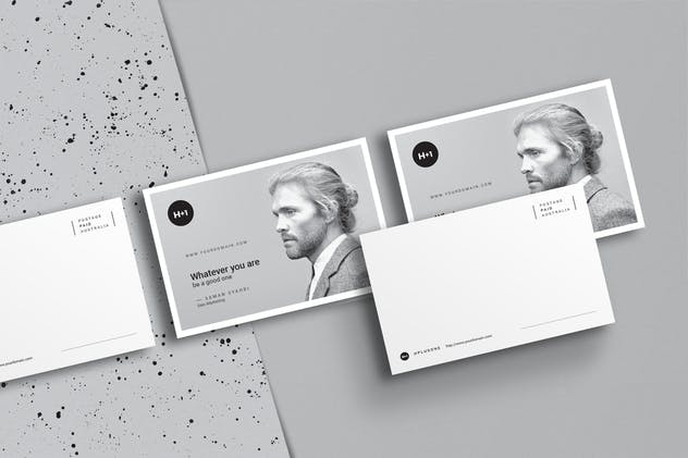 Postcard - product preview 1