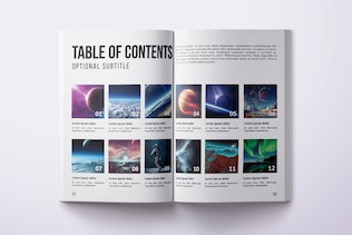 Thumbnail for Photo Magazine Design - A4 - 32 Pages
