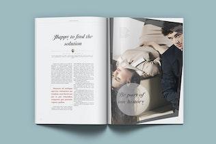 Thumbnail for Lifestyle & Fashion Magazine