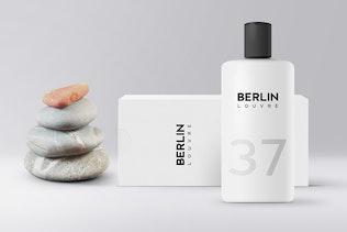 Миниатюра для BERLIN - Минимальный шрифт С засечками + веб-шрифт