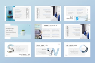 Funito - Furniture Powerpoint Presentation