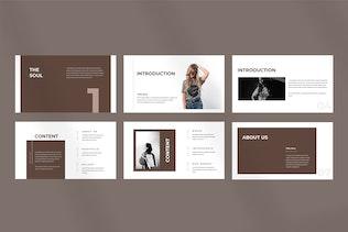 The Soul - Fashion Powerpoint Presentation