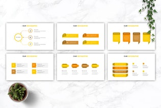Thumbnail for LAVENTO - Coffee Shop Powerpoint Template