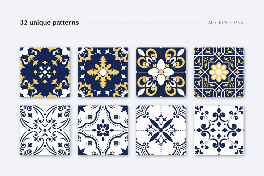Moroccan Patterns and Ornaments - product preview 3