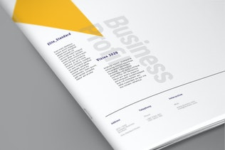Thumbnail for Profile Brochure