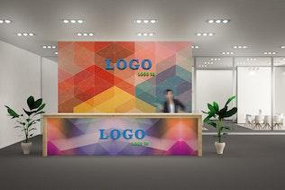 Thumbnail for Office Branding Mockup V1