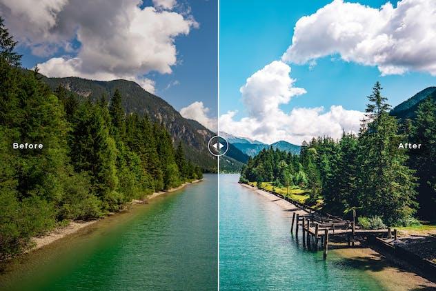 Innsbruck Mobile & Desktop Lightroom Presets