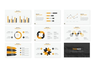 Thumbnail for Building & Construction Powerpoint Template