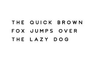 Thumbnail for JAQUEL - Minimal Display / Headline/ Logo Typeface