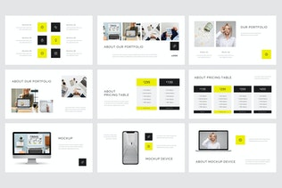 Paycheck - Finance PowerPoint Template