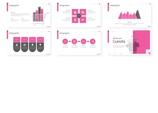 Thumbnail for Qunota - PowerPoint Template
