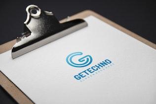 Thumbnail for G Letter Logo