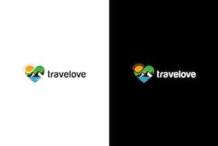 Thumbnail for Travel Love Logo
