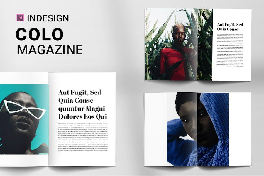 Colo   Magazine - product preview 3