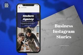 Thumbnail for Instagram Stories Business Pack
