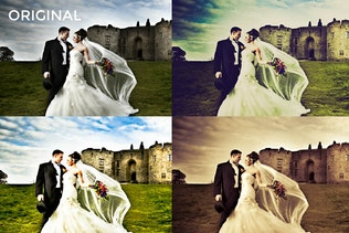 Thumbnail for Pro Touch Lightroom Presets