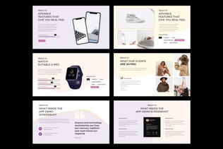 Thumbnail for REWORK - Google Slide Template V214