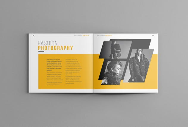 Photography Portofolio Templates - product preview 6
