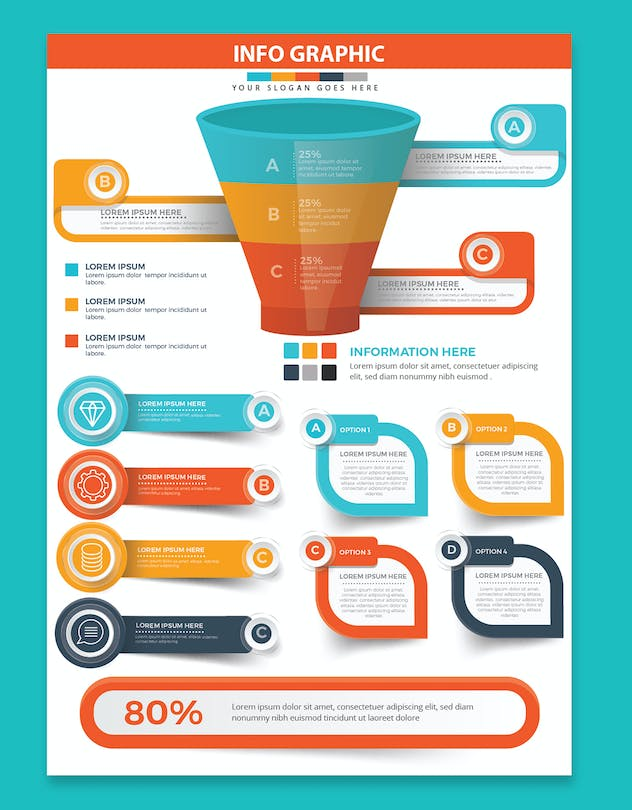 Infographics Element Design - product preview 8