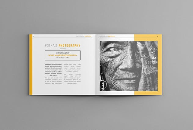 Photography Portofolio Templates - product preview 5