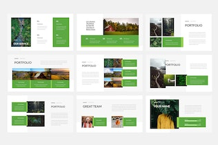 Thumbnail for Greino - Nature Google Slides Template