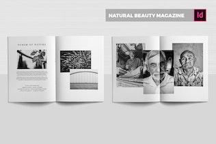 Natural Beauty   Magazine