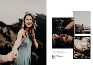 Thumbnail for +80 Portrait Lightroom Presets - Bundle