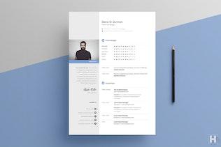 Thumbnail for Resume | Viktoria