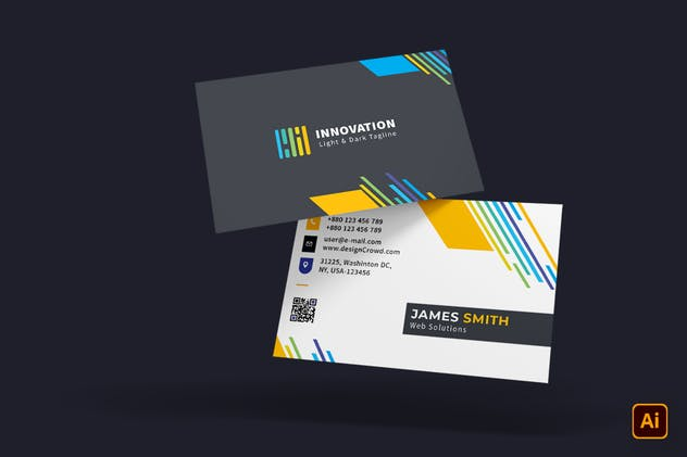 Business Card - product preview 2