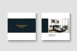 Thumbnail for PSD - Interior Brochures / Catalogs