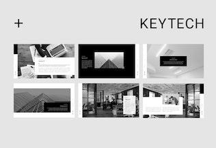 Thumbnail for Keytech Powerpoint