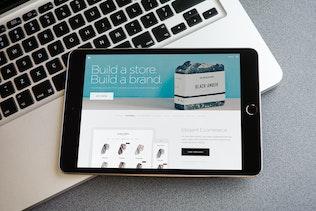 Thumbnail for iPad Screen Mockup v3