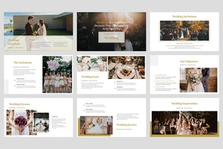 Thumbnail for Moment - Wedding Keynote Template